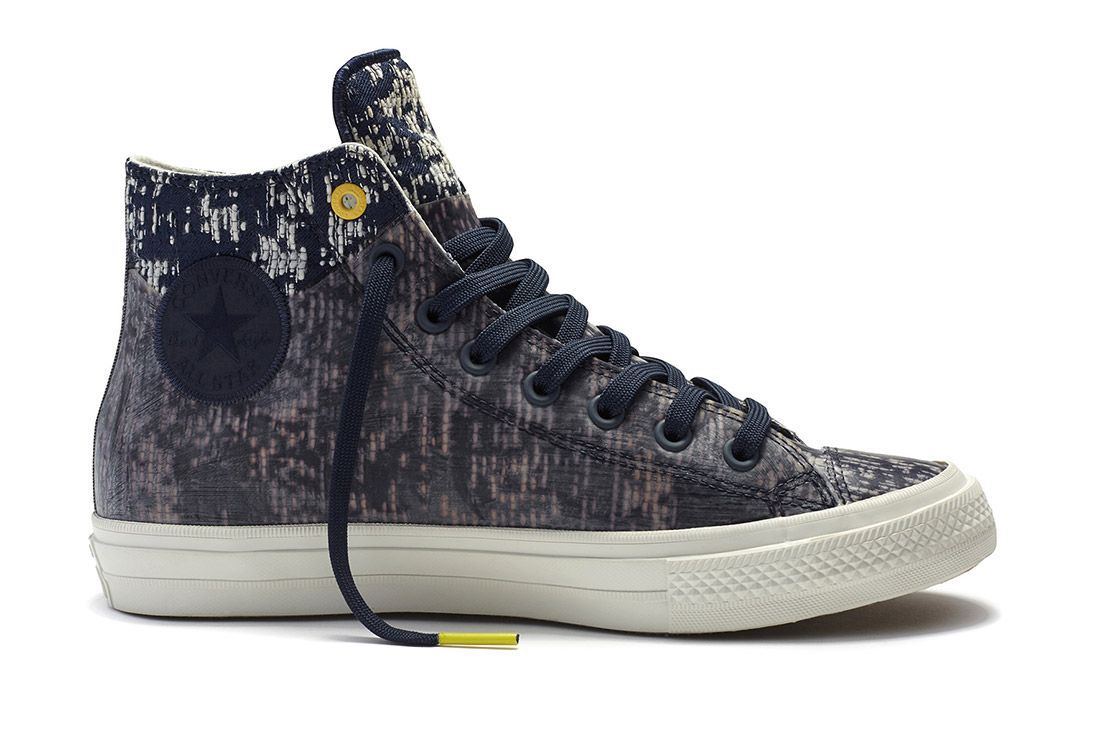 Converse Chuck Taylor All Star Ii Rubber Counter Climate Navy White 1
