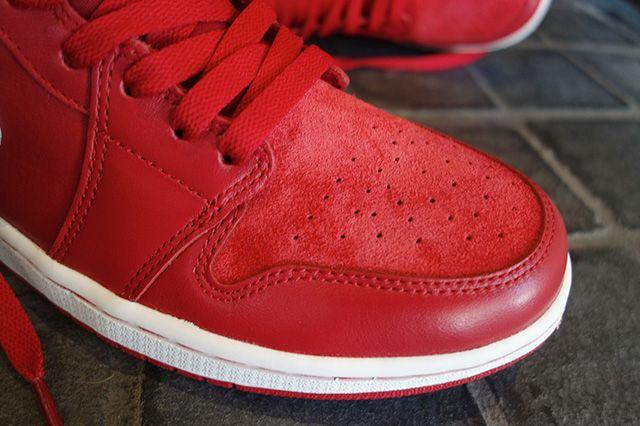 Air Jordan 1 High Gym Red 2