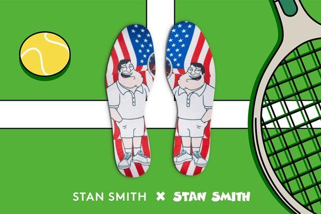 Adidas Originals Stan Smith X Stan Smith 2