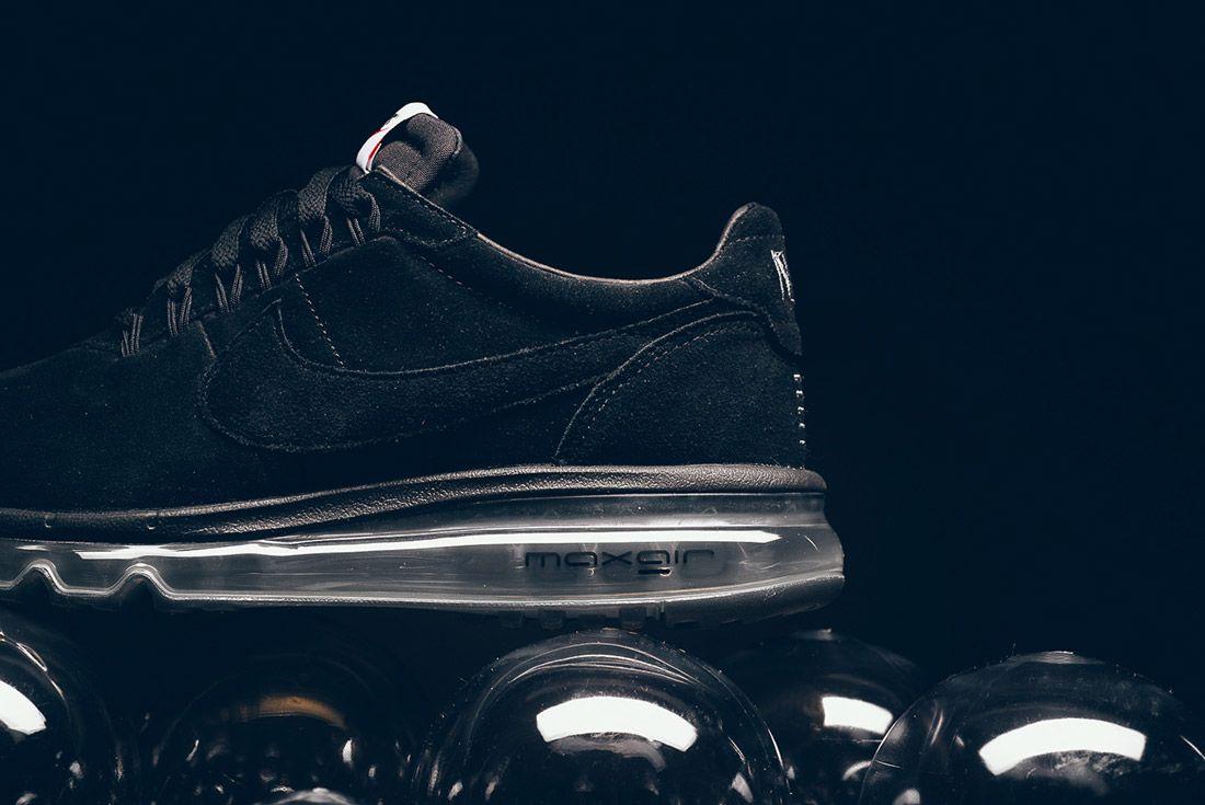 Nike Ld Zero Suede Navy Black 7