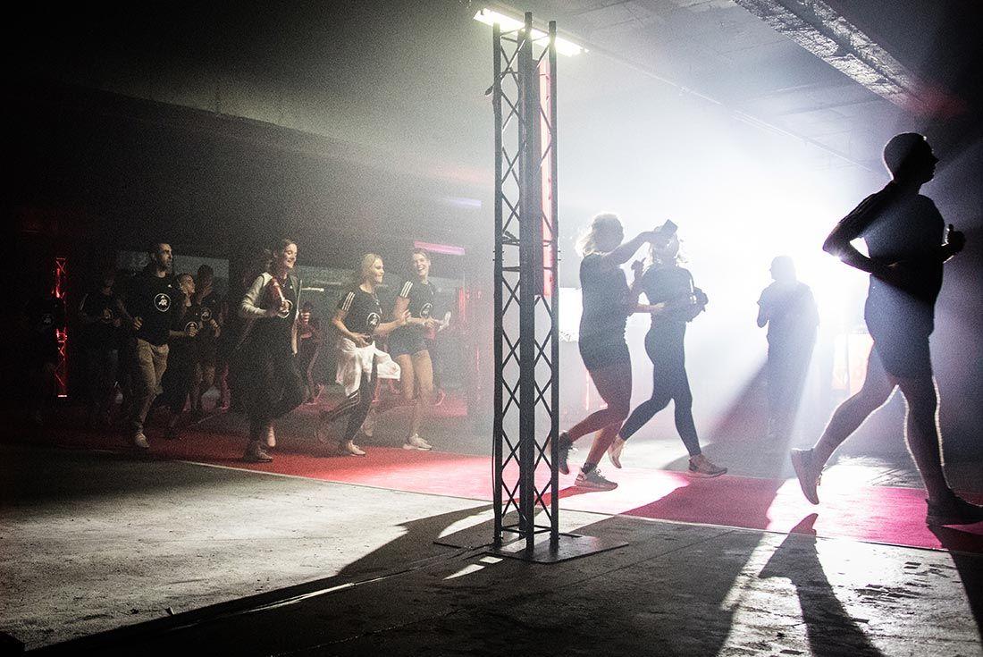 Adidas Ultraboost 19 Launch People Running