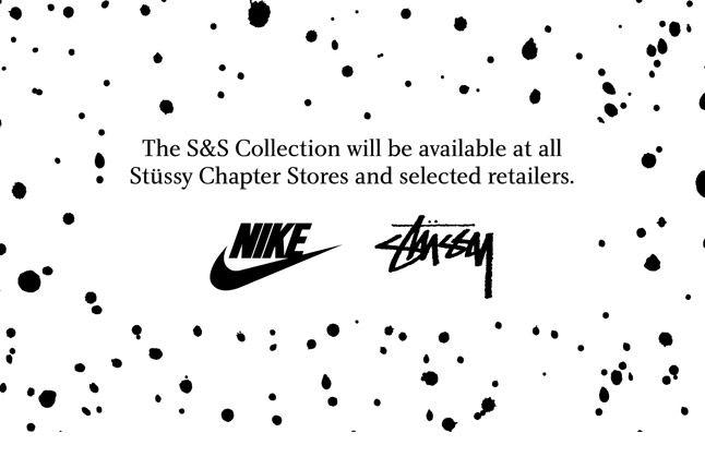Nike X Stussy Ss Off Mountain Series Logos 1