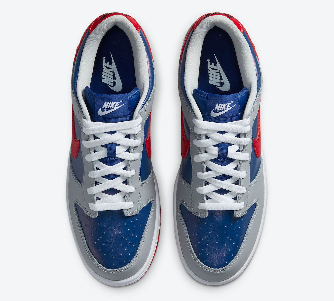 Nike Dunk Low Samba Top