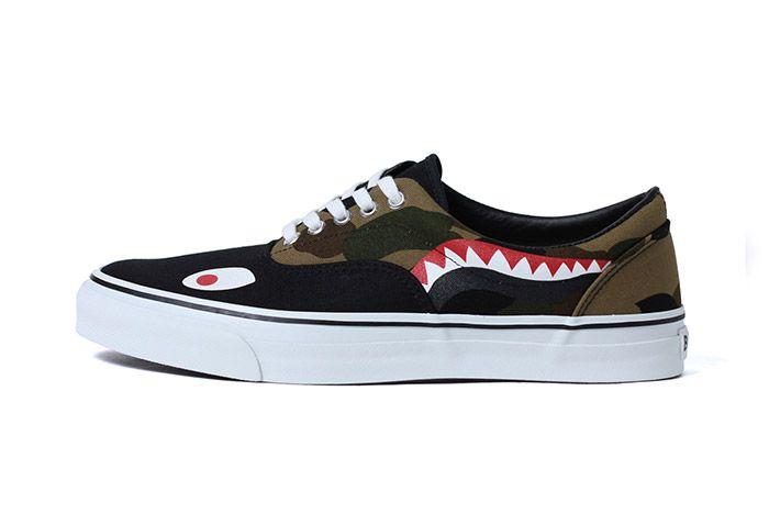 Bape Shark 1 St Camo Yank Sta 4