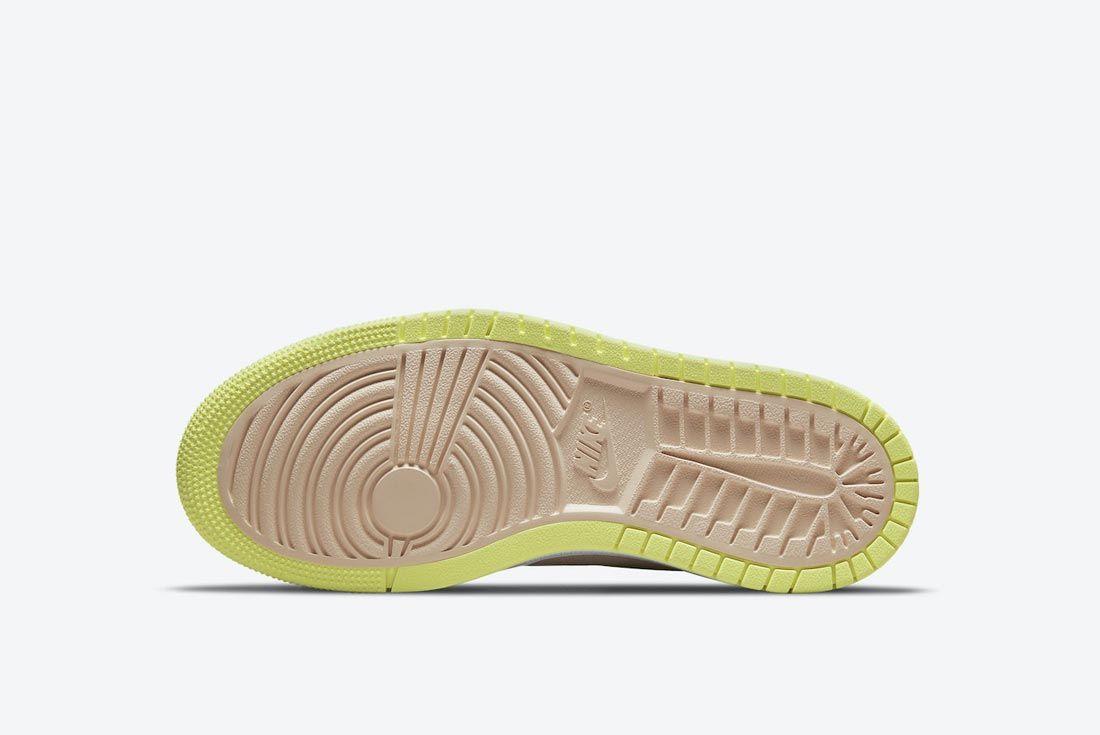Air Jordan 1 Zoom Comfort 'Lemon Twist'