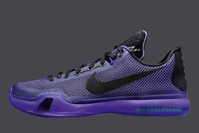 Nike Kobe X Blackout Release Date 8