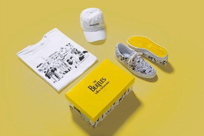 Diamond Supply Co Beatles 1