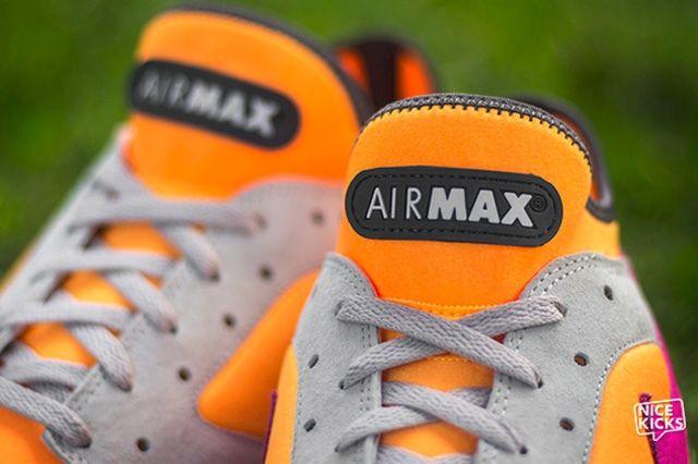 Size Nike Air Max 93 Mortar Flashpink 1
