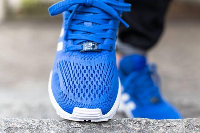 Adidas Zx Flux Strong Blue 2
