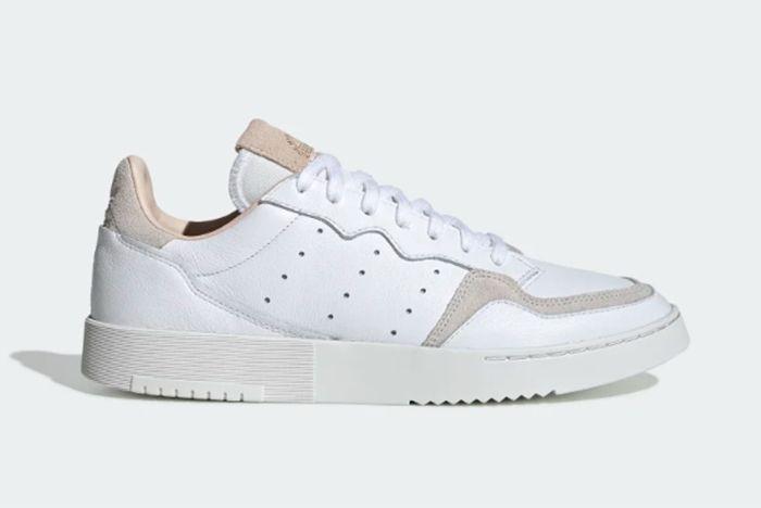 Adidas Originals Supercourt Right On White