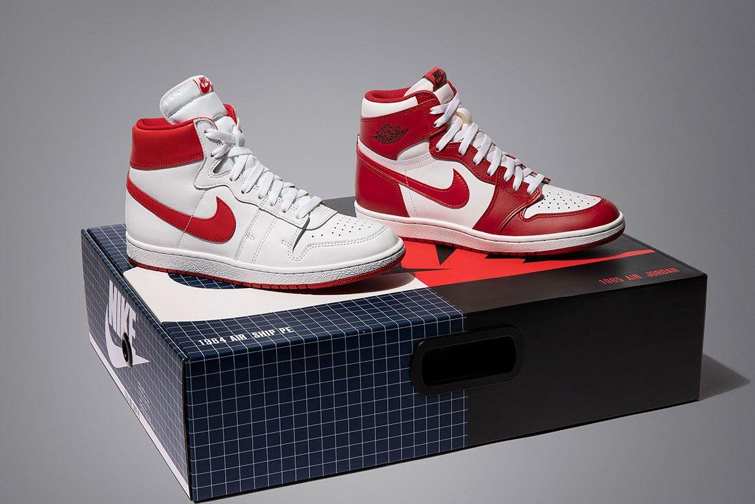 Nike News Nbaall Star2020 Air Jordan Beginnings Box Shoes Outside 1 V11 93537 Official Reveal