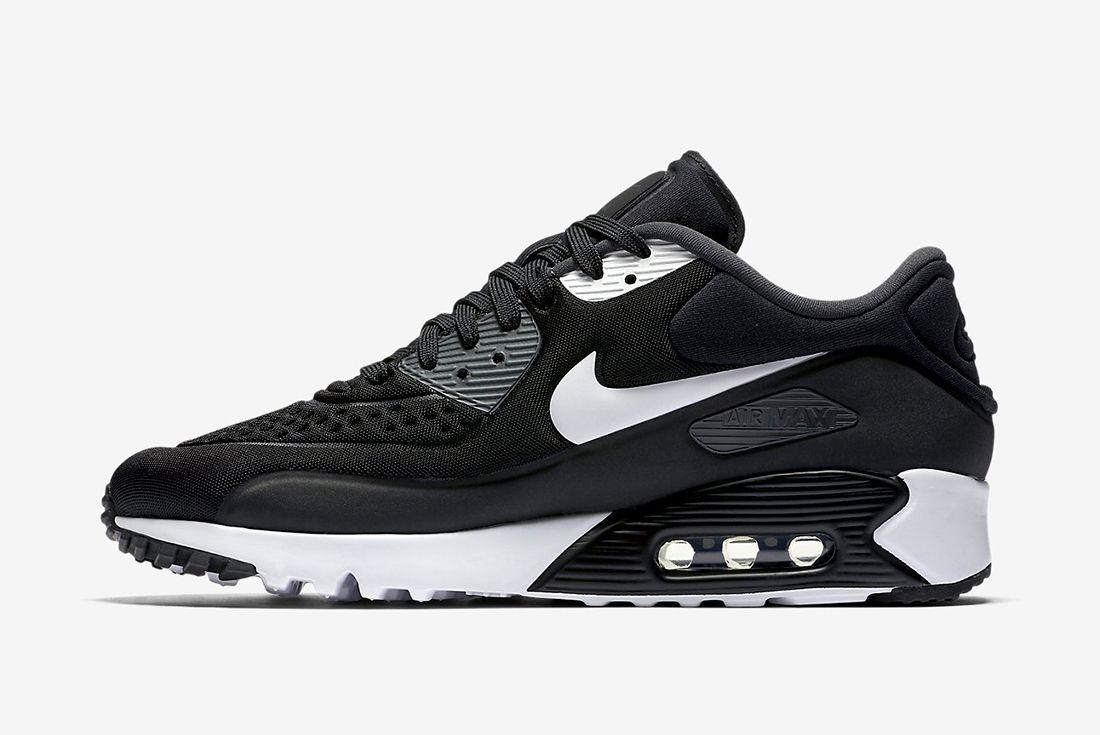 Nike Air Max 90 Ultra Se Black White2