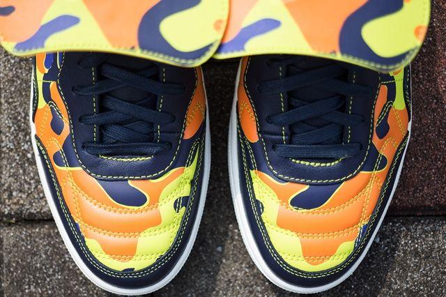 F C R B Nike Tiempo 94 Camo 5