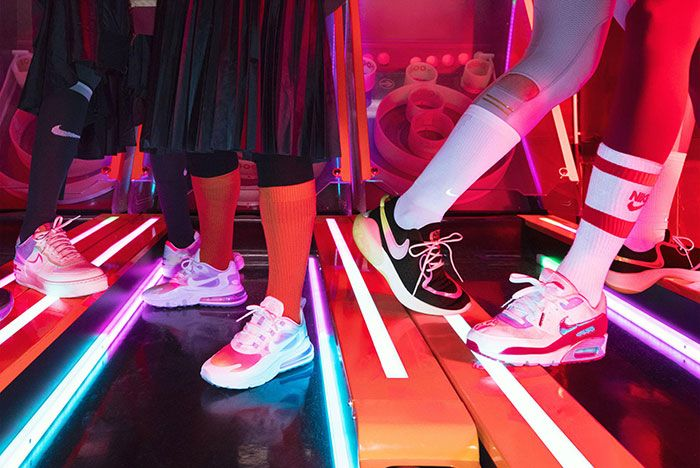 Nike Chinese New Year 2020 Rat Shoes Womens Collection On Foot