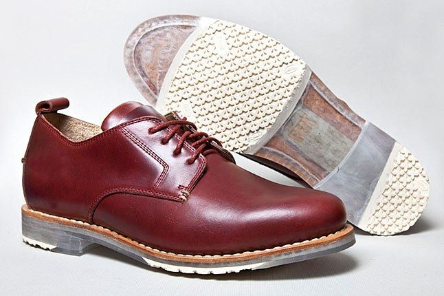 Feit Oxford Brown Sole 11