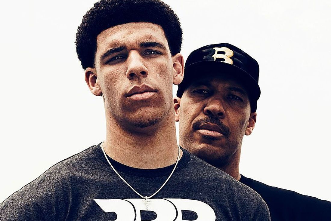 Lonzo Ball Lavar Ball Close 2