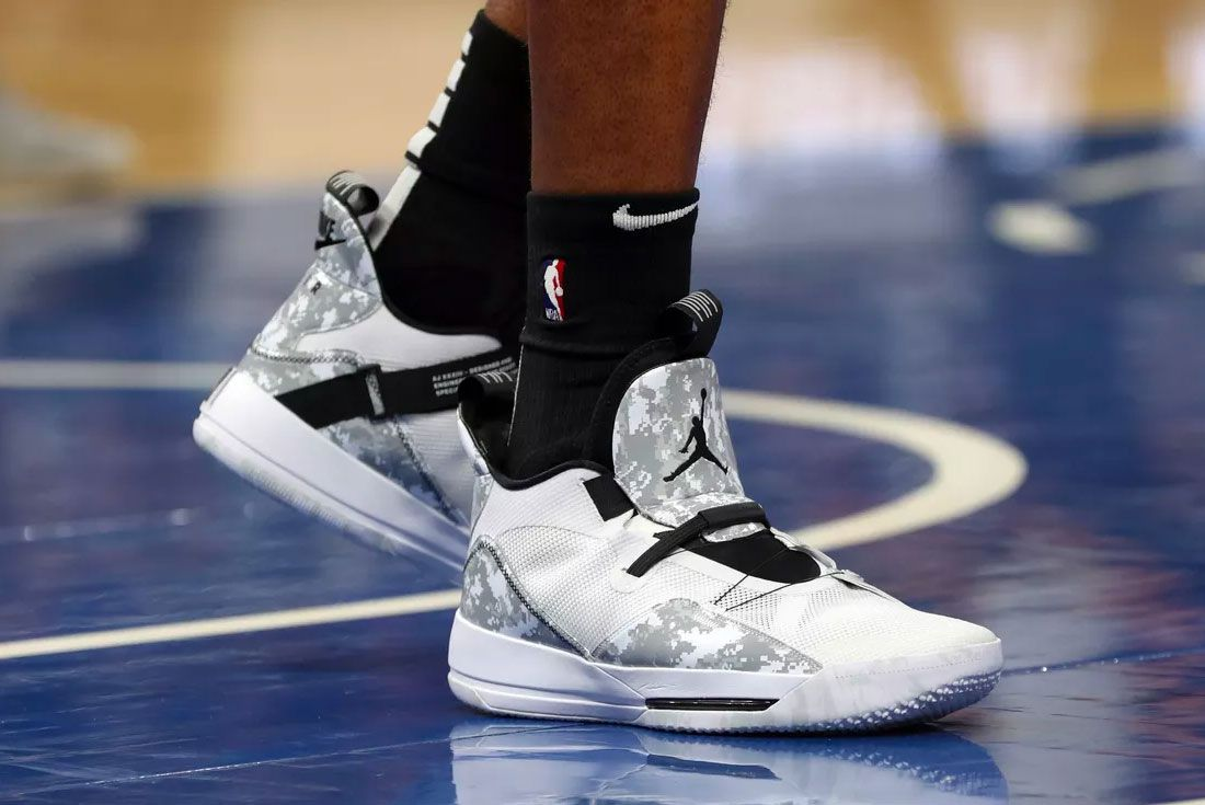 Air Jordan 33 Siler Court