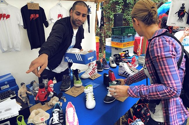 Adidas Originals Berlin Flea Market 6 1