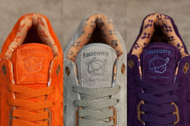 Play Cloths Saucony Shadow 5000 Strange Fruit Pack 6