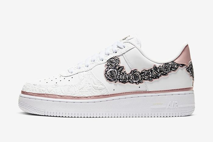 Nike Air Force 1 Doernbecher Zion Left Side Shot
