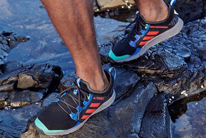 White Mountaineering Adidas Terrex Su19 5 On Foot
