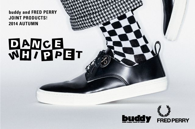 Buddy For Fred Perry 5