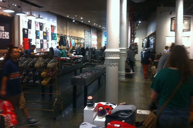 Converse Store New York City