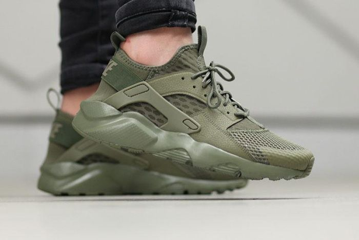 Nike Air Huarache Military Green 3 1