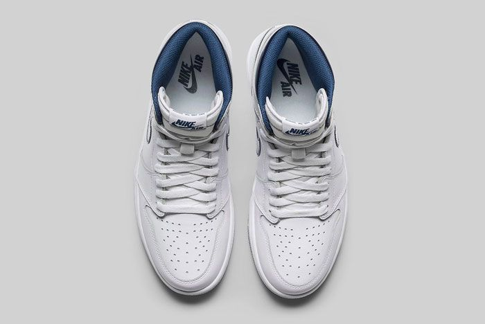 Air Jordan High Retro Metallic Navy 1