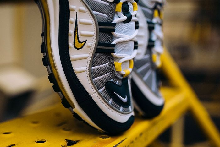 Nike Air Max 98 Tour Yellow 2018 Og 5