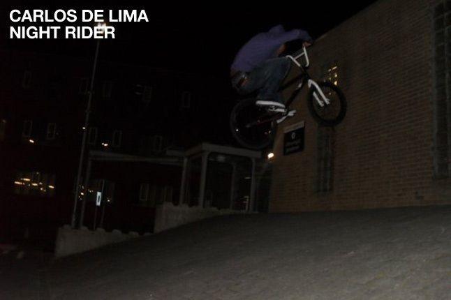 Carlos De Lima 1