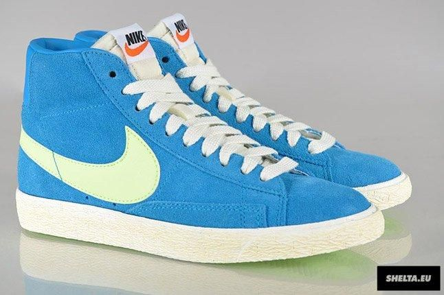 Nike Blazer High Suede Womens 01 1