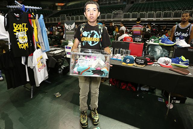 Sneaker Con Miami 201326