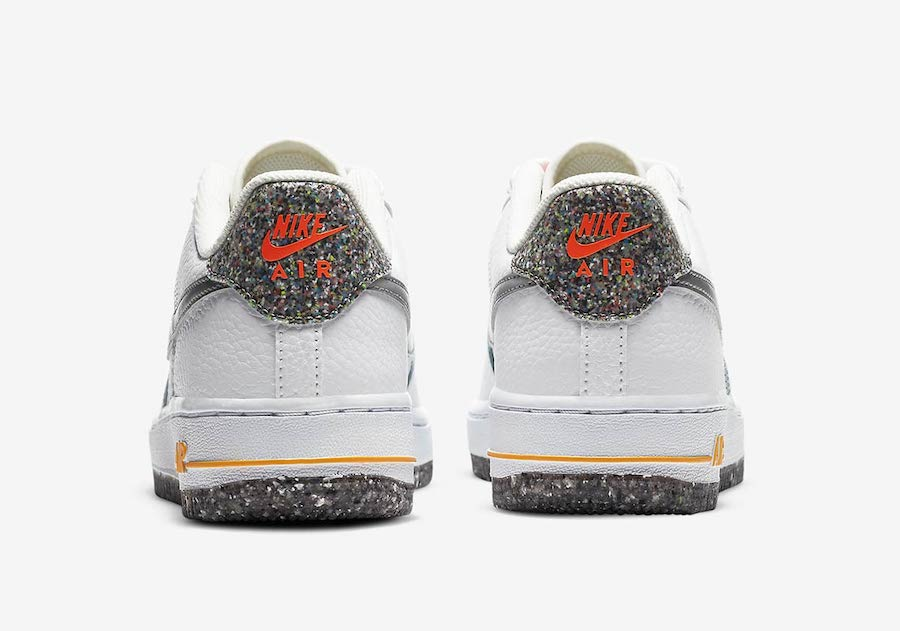 Nike Air Force 1 Space Hippie Heel