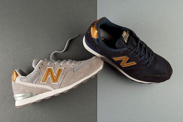 New Balance Wmns 996 Gold Pack