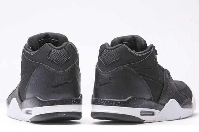 Afew Store Sneaker Nike Air Flight 89 Black White Coolgrey 16