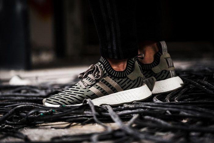 Adidas Nmd R2 On Foot 8