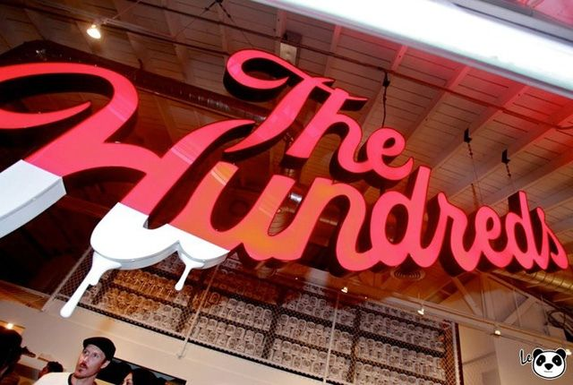 The Hundreds Santa Monica Store Opening 13 1