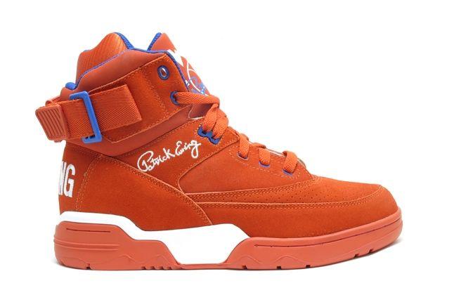 Ewing Hi Nyc Orange Profile 1