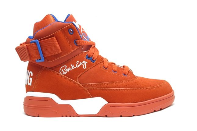 Ewing Hi Nyc Orange Profile 1