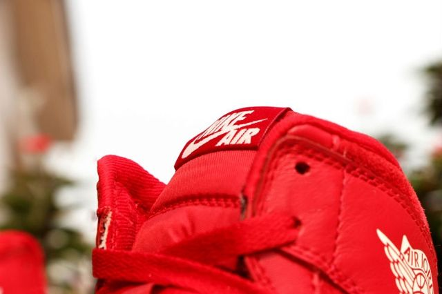 Air Jordan 1 High Og Gym Red 7