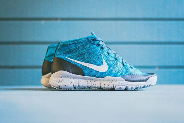 Nike Flyknit Squadron Blue 5