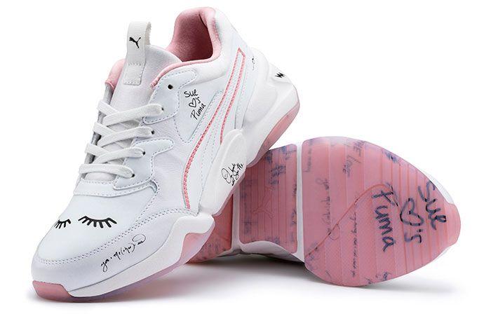 Puma X Sue Tsai Love 101Cali Aeon Nova Basket18