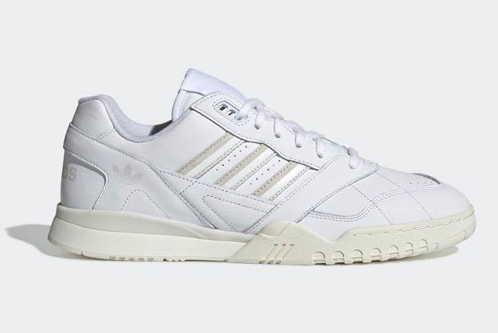 Adidas Ar Trainer White 1