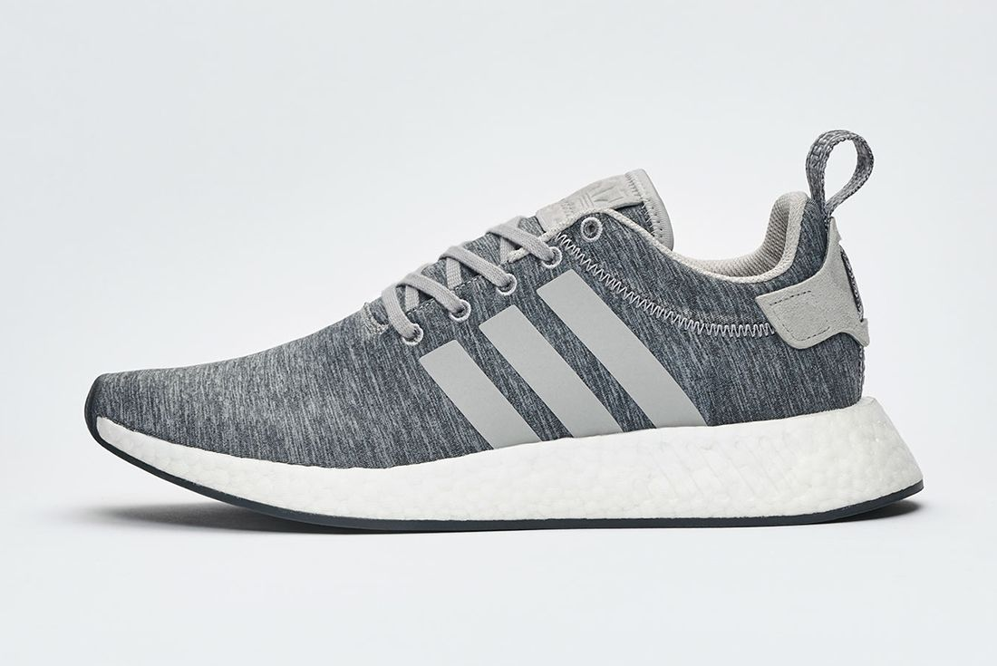Adidas Nmd R2 Grey Melange Pack Sneakersnstuff Exclusive