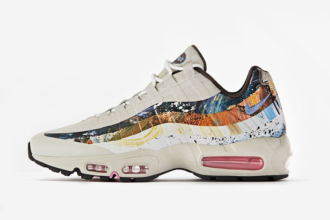 Size X Dave White X Nike Air Max 95 Collection 1