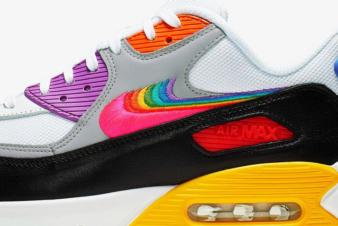 Nike Betrue Air Max 90 Detail