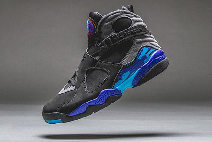 Air Jordan 8 Aqua7