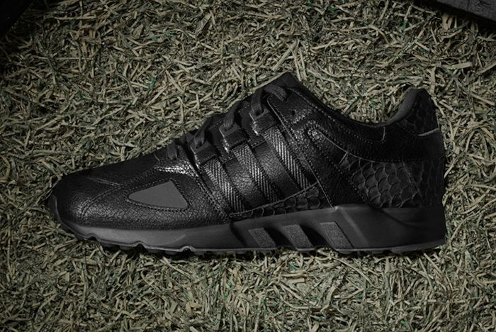 Pusha T X Adidas Eqt Guidance 93 Black Market