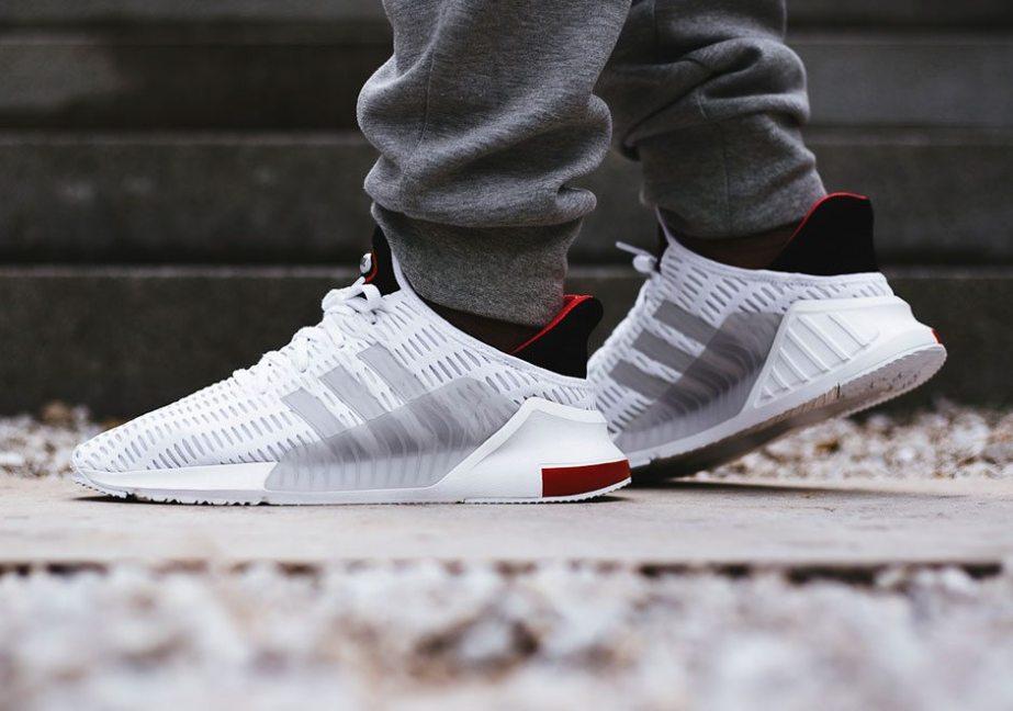 Adidas Climacool 02 17 White Black 1